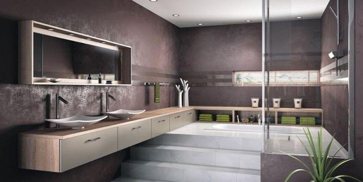 Idée décoration Salle de bain - 10 salles de bains qui font la ...