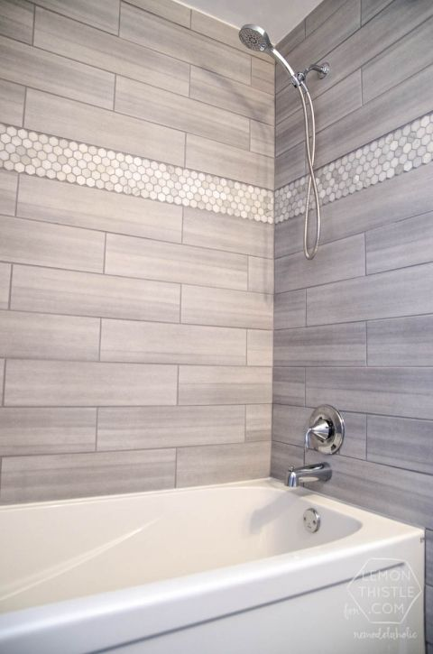 id e d coration salle de bain remodelaholic diy bathroom remodel on a budget and thoughts. Black Bedroom Furniture Sets. Home Design Ideas