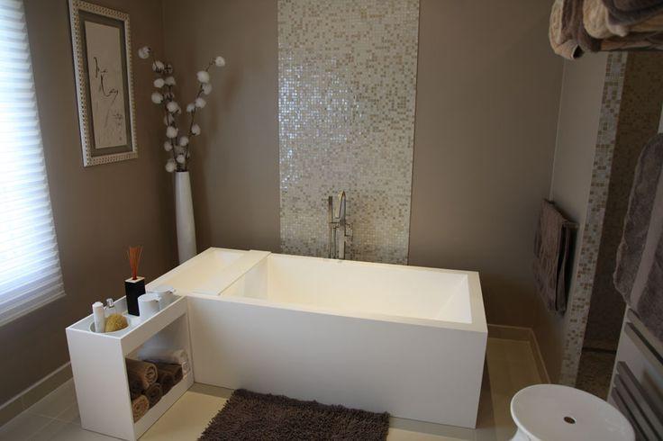 id e d coration salle de bain une salle de bains zen. Black Bedroom Furniture Sets. Home Design Ideas