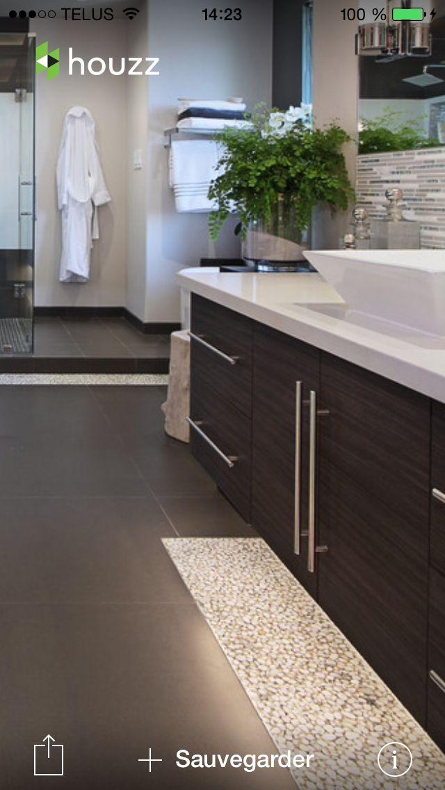 Id e d coration salle de bain vanit salle de bain et for Idee ceramique salle de bain