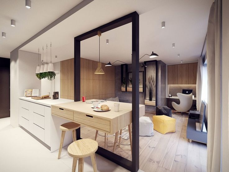 Idée relooking cuisine - Choisir une belle déco cuisine ouverte ...