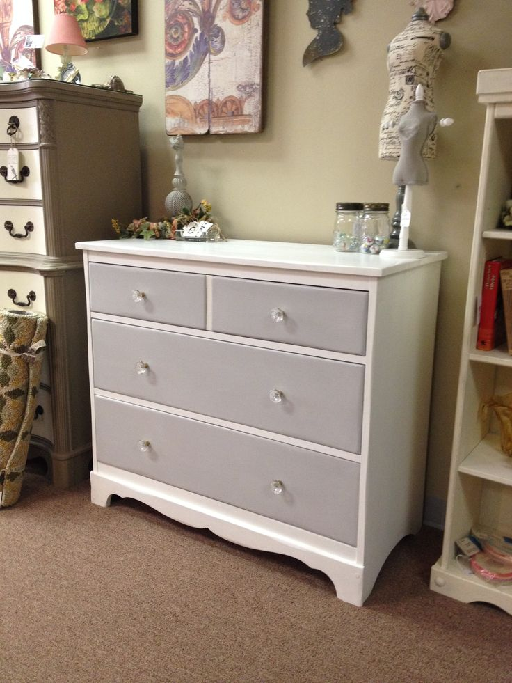 Id 233 E Relooking Cuisine Dresser Painted With Annie Sloan