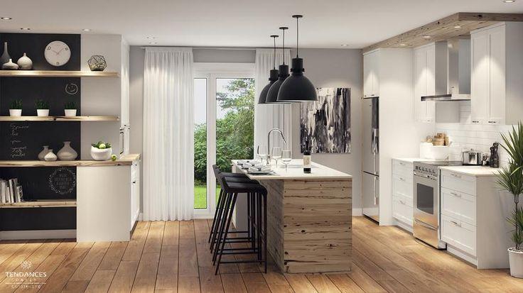 la mistral cuisines sur mesure tendances concept leading inspiration. Black Bedroom Furniture Sets. Home Design Ideas
