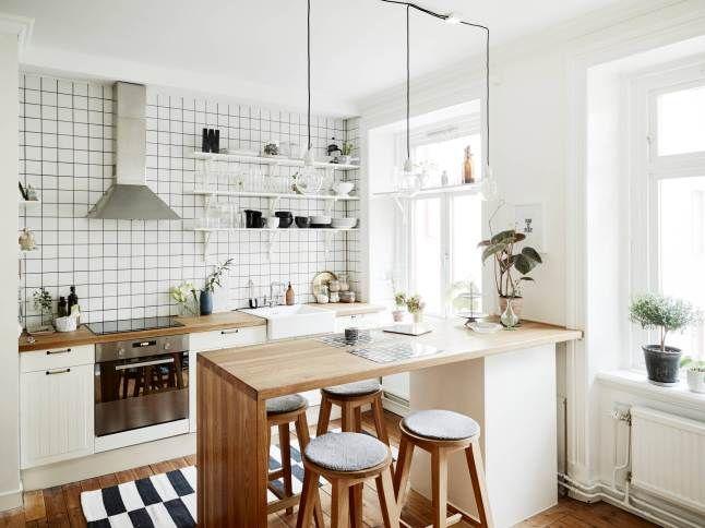 Idée relooking cuisine - Les petites surfaces du jour : un coin ...