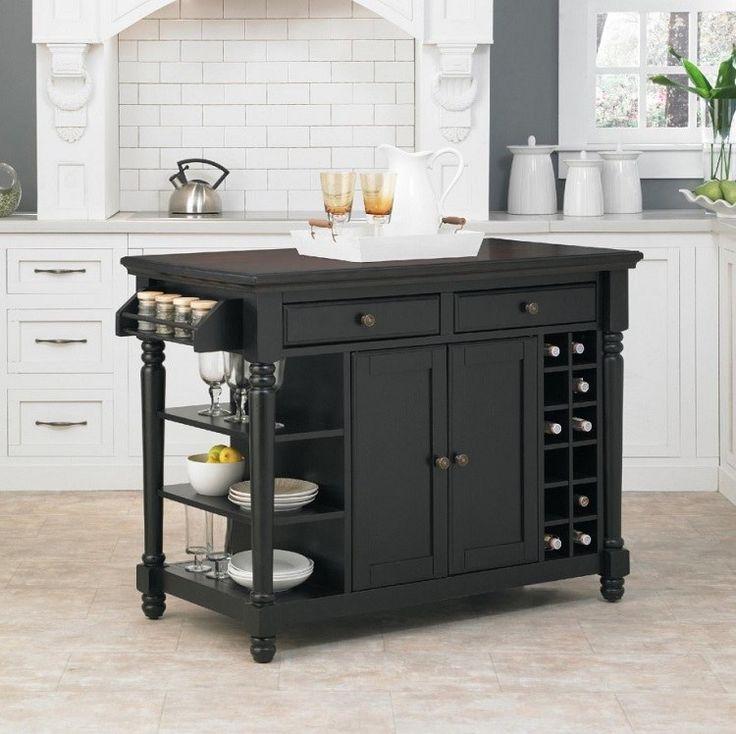 id e relooking cuisine petite cuisine blanche avec lot central en bois peint noir avec. Black Bedroom Furniture Sets. Home Design Ideas
