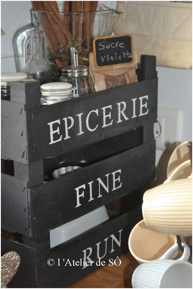 id e relooking cuisine r cup cagettes pour rangement cuisine leading. Black Bedroom Furniture Sets. Home Design Ideas