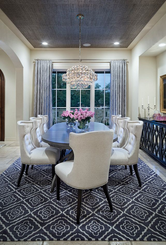 salle manger austin family home interior ideas home bunch an interior design luxury. Black Bedroom Furniture Sets. Home Design Ideas