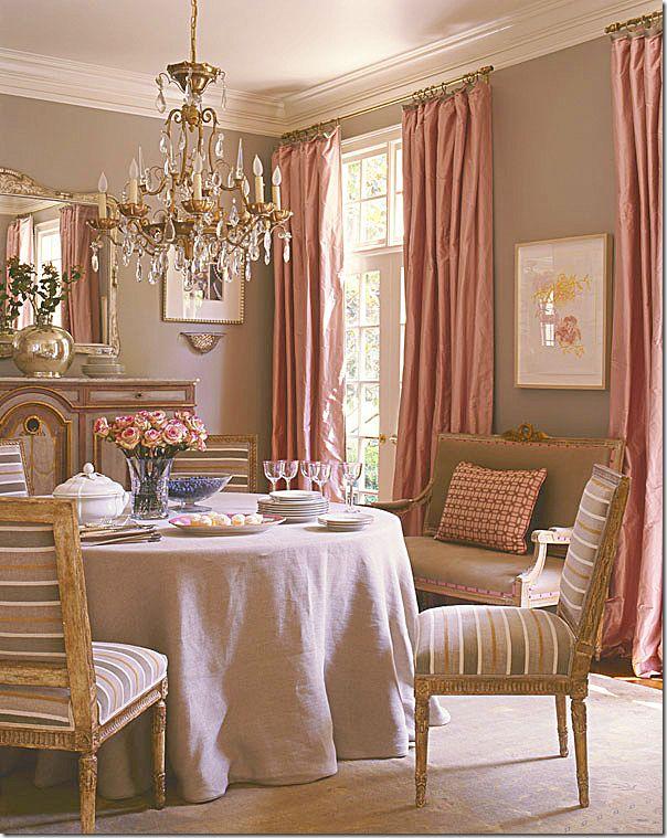 salle manger cote de texas take a louis chair challenge leading. Black Bedroom Furniture Sets. Home Design Ideas
