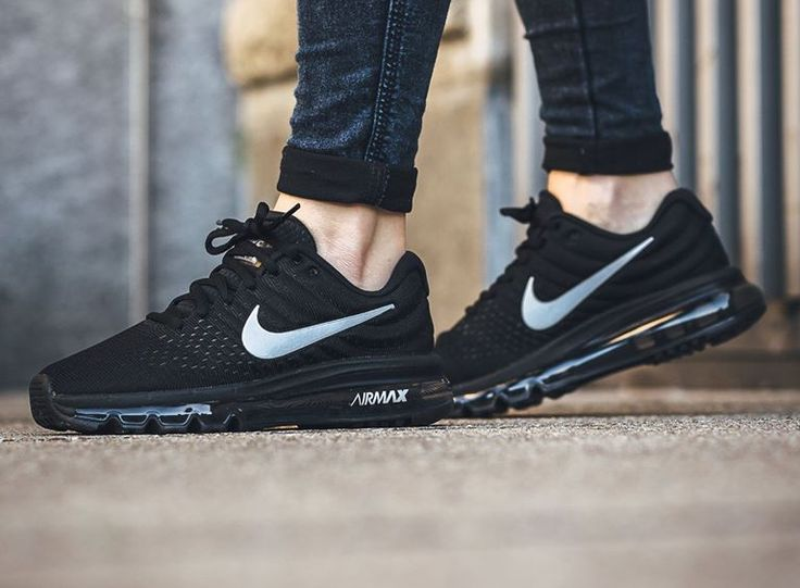 tendance basket 2017 chaussure nike wmns air max 2017 black anthracite femme listspirit. Black Bedroom Furniture Sets. Home Design Ideas