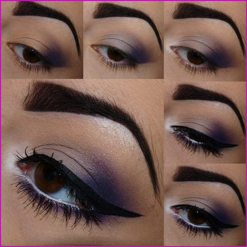 maquillage yeux marrons tuto gallery of matriel ncessaire pour faire un maquillage with. Black Bedroom Furniture Sets. Home Design Ideas