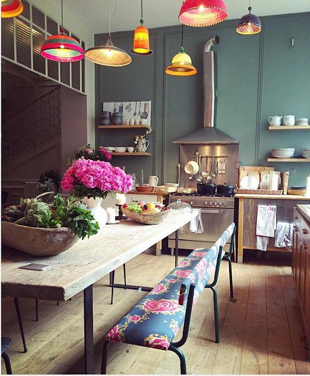 id e relooking cuisine objets et meubles chin s ou cr es sur mesure tissus et papiers peints. Black Bedroom Furniture Sets. Home Design Ideas