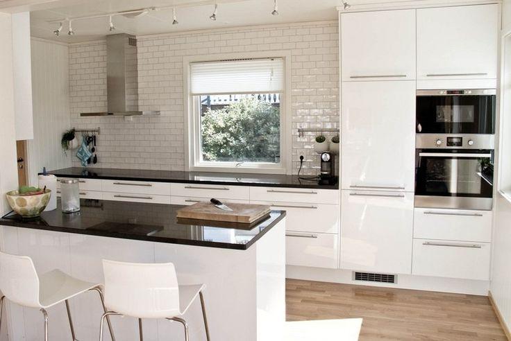 Id e relooking cuisine plan de travail cuisine 50 id es de mat riaux et couleurs listspirit - Materiaux plan de travail cuisine ...