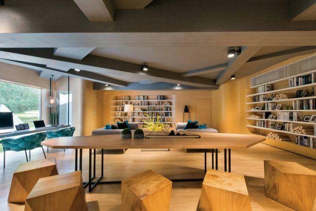 Plan de travail cuisine 55 id es sur les mat riaux et les couleurs - Materiaux plan de travail cuisine ...