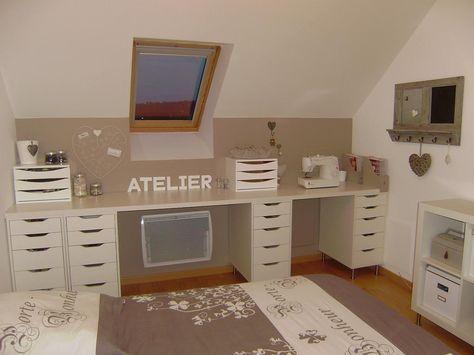 id e relooking cuisine un super concept de rangement pour un bureau ou une coiffeuse moderne. Black Bedroom Furniture Sets. Home Design Ideas