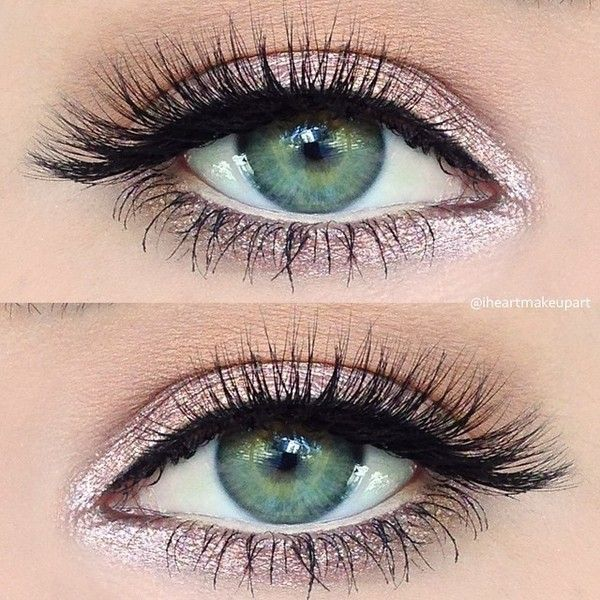 Tendance maquillage yeux 2017 2018 makeup artist on instagram simple sparkly pink eotd - Tendance make up 2017 ...