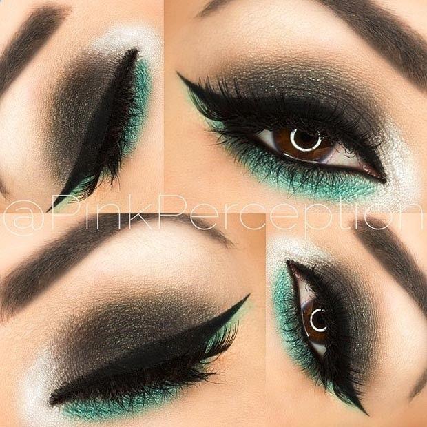 tendance maquillage yeux 2017 2018 maquillage des yeux noir et vert rechercher des yeux. Black Bedroom Furniture Sets. Home Design Ideas