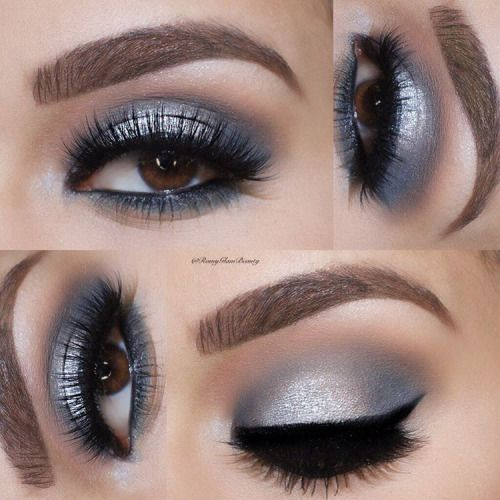 Tendance maquillage yeux 2017 2018 this makeup leading inspiration - Tendance make up 2017 ...