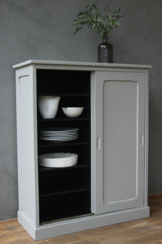 id e relooking cuisine meuble vintage peint en gris leading inspiration. Black Bedroom Furniture Sets. Home Design Ideas