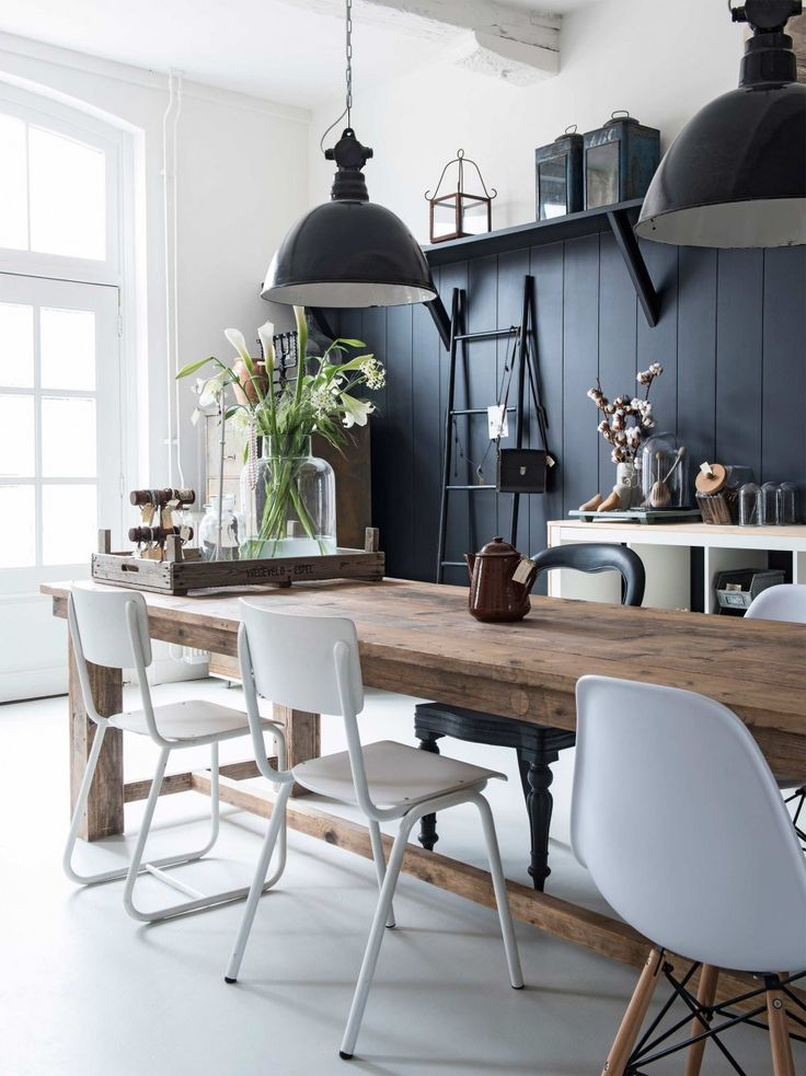 Salle à manger - Le style campagne chic - Frenchy Fancy - ListSpirit ...
