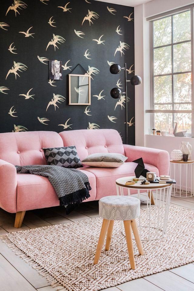 Description salon relooking les idées déco de la couleur côté maison
