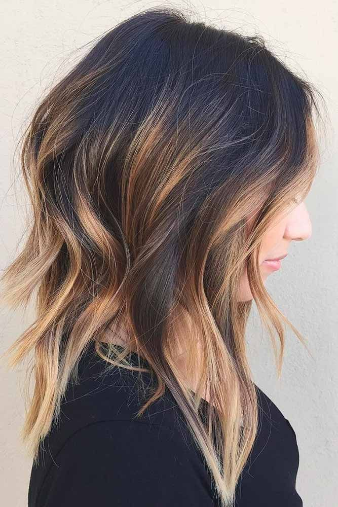 Nouvelle tendance couleur de cheveux 2019