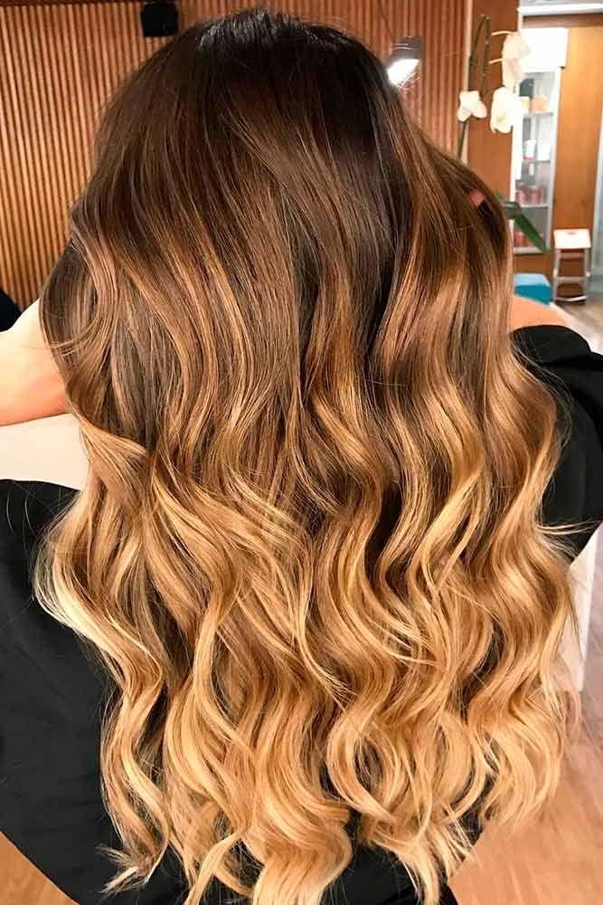 nouvelle tendance coiffures pour femme 2017 2018 21 plus chaudes id es de cheveux ombre. Black Bedroom Furniture Sets. Home Design Ideas