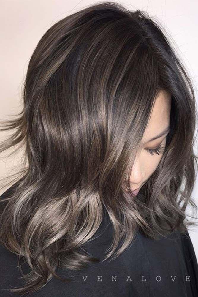 nouvelle tendance coiffures pour femme 2017 2018 24 couleurs de cheveux chics la longueur. Black Bedroom Furniture Sets. Home Design Ideas