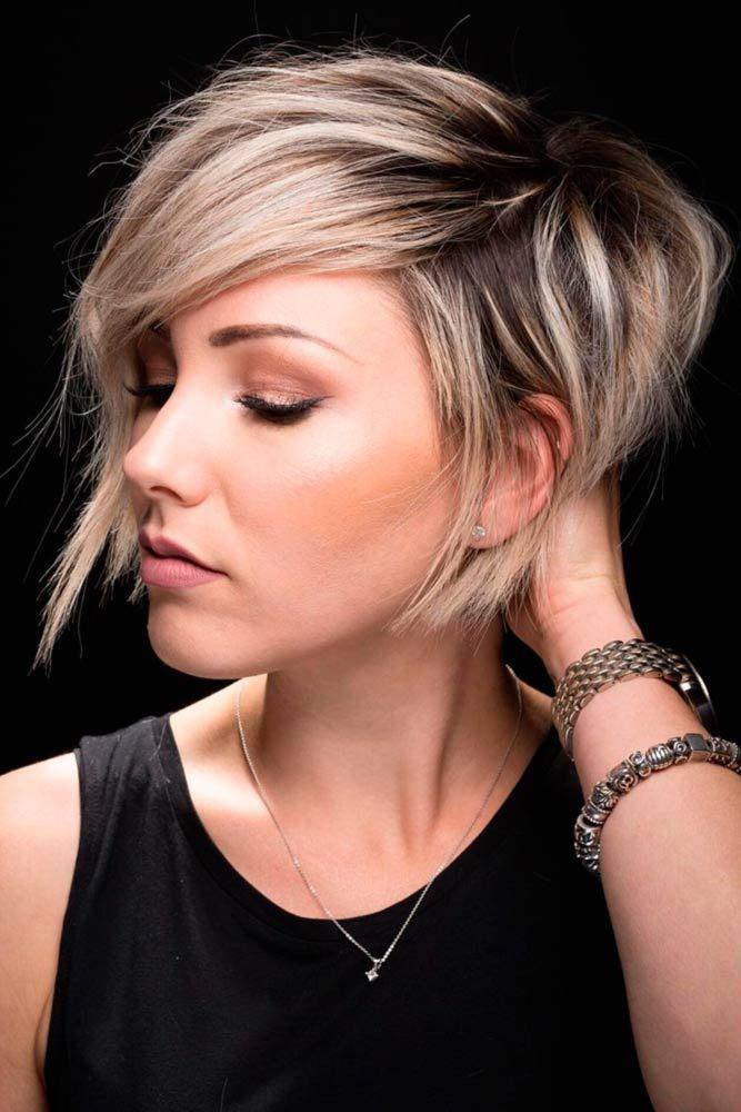 nouvelle tendance coiffures pour femme 2017 2018 14 coups de cheveux en couches courtes. Black Bedroom Furniture Sets. Home Design Ideas