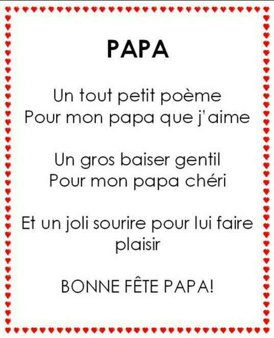 Citation f te de papa leading inspiration culture lifestyle magazine - Poeme de noel pour maman et papa ...