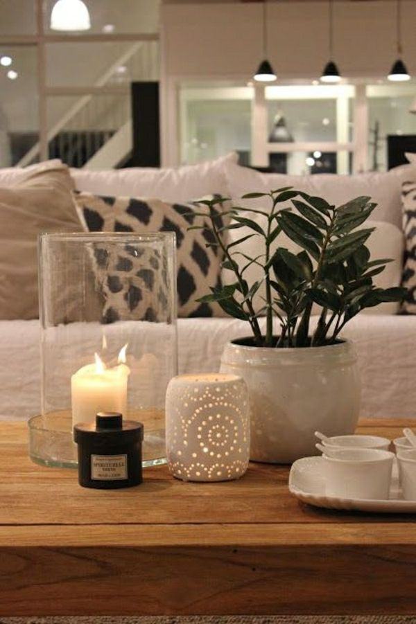 d co salon ambiance cocooning canap beige coussins. Black Bedroom Furniture Sets. Home Design Ideas