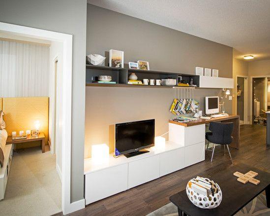 Deco Salon Ikea Besta