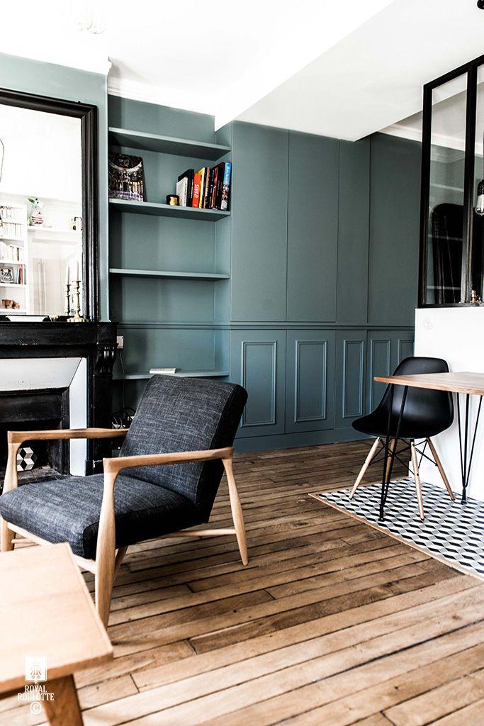 Chez vincent appartement paris 11 me royal roulotte for Salon deco paris