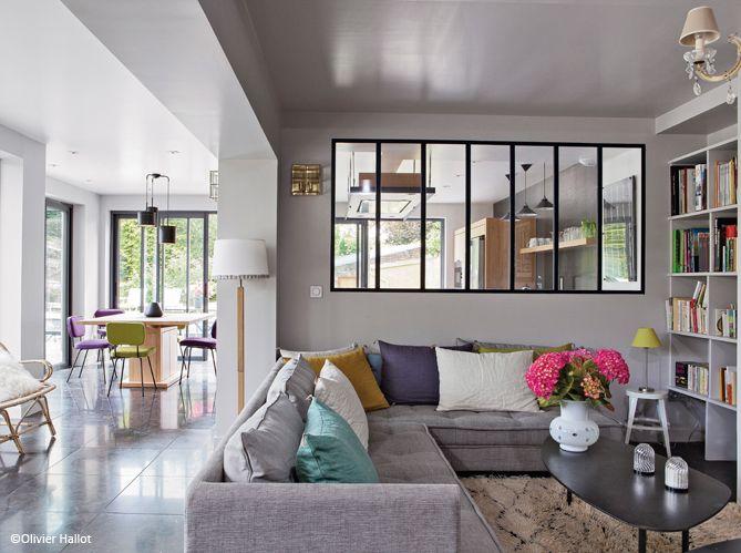d co salon chouette agencement pour une pi ce vivre. Black Bedroom Furniture Sets. Home Design Ideas
