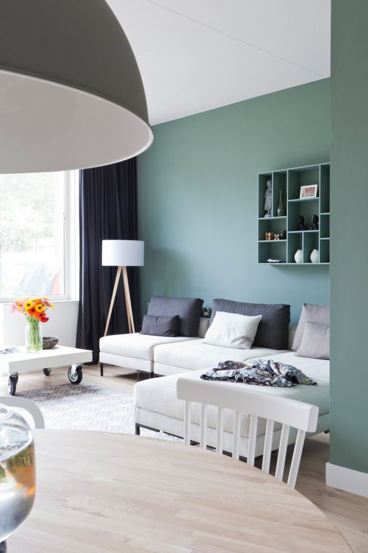 d co salon comment choisir le bon vert pour ses murs. Black Bedroom Furniture Sets. Home Design Ideas