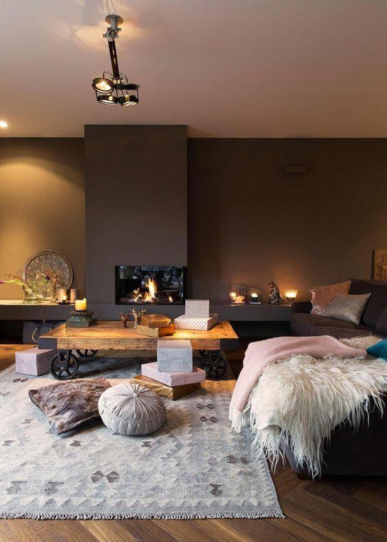 Déco Salon - Comment créer une ambiance cocooning ?... - ListSpirit.com - Leading Inspiration ...