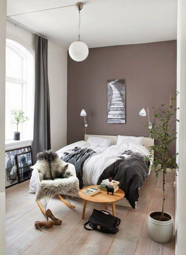 D co salon couleur la chambre conseils et astuces - Couleur chaude pour une chambre ...