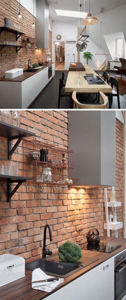 d co salon cuisine briques style wabi sabi loft design blog decouvrir design 8 listspirit. Black Bedroom Furniture Sets. Home Design Ideas