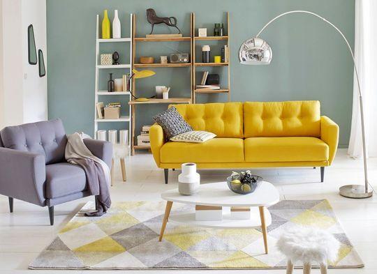 d co salon d co du salon en couleur gris rouge orange bleu violet rose xn ctm. Black Bedroom Furniture Sets. Home Design Ideas