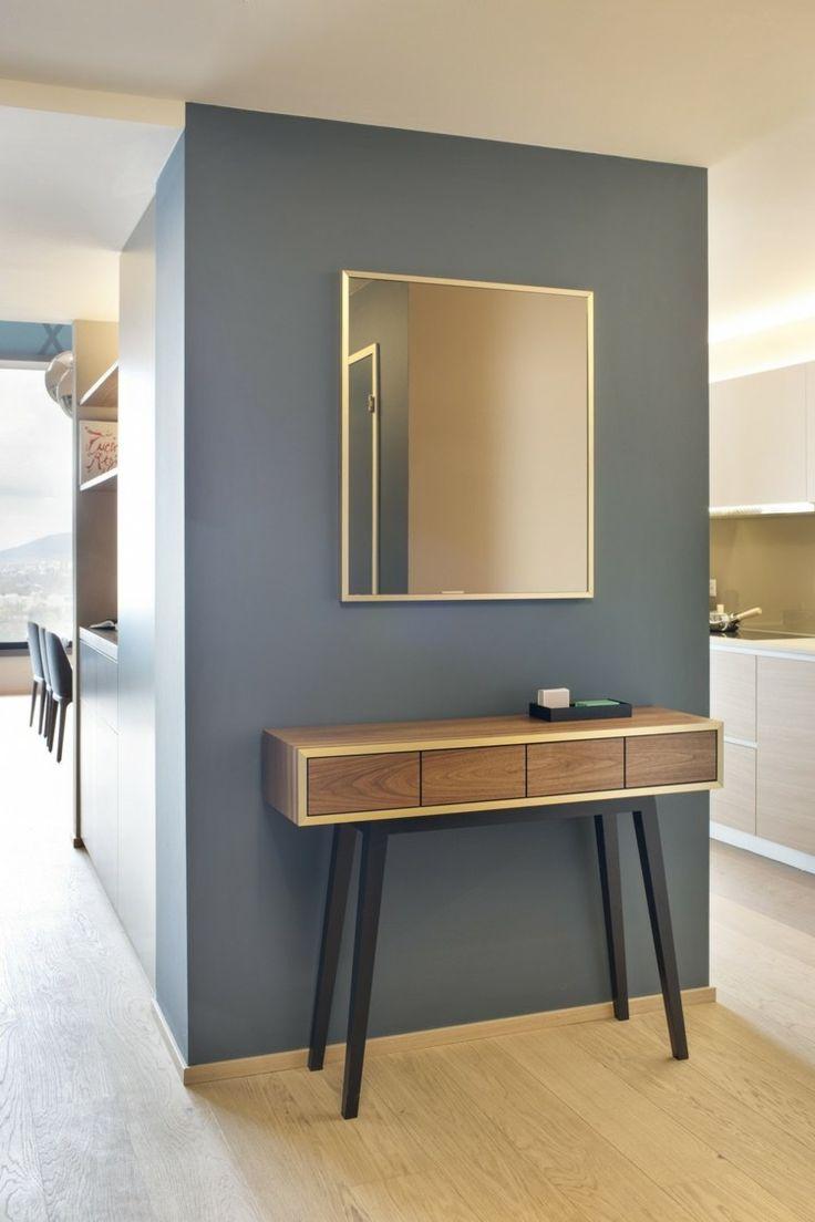 Déco Salon - décoration de couloir feng shui en bleu... - ListSpirit ...