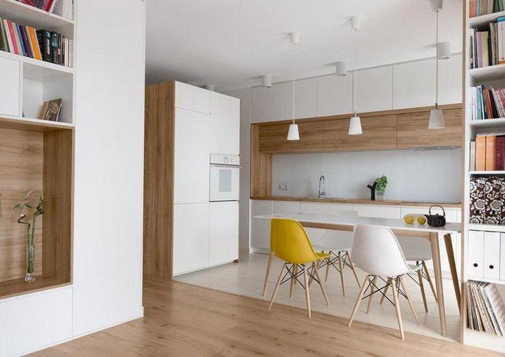 d couvrez une s lection ultime de 36 photos avec cuisine moderne bois ch ne listspirit. Black Bedroom Furniture Sets. Home Design Ideas