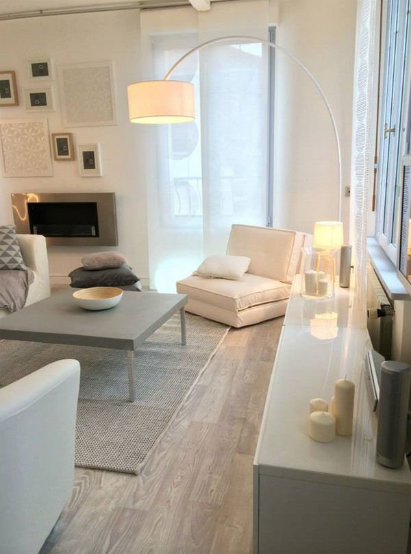 D co salon int rieur f rique sophie ferjani 5 for Deco appartement parquet