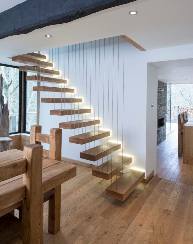 Awesome Idee Escalier Contemporary - Design Trends 2017 - shopmakers.us