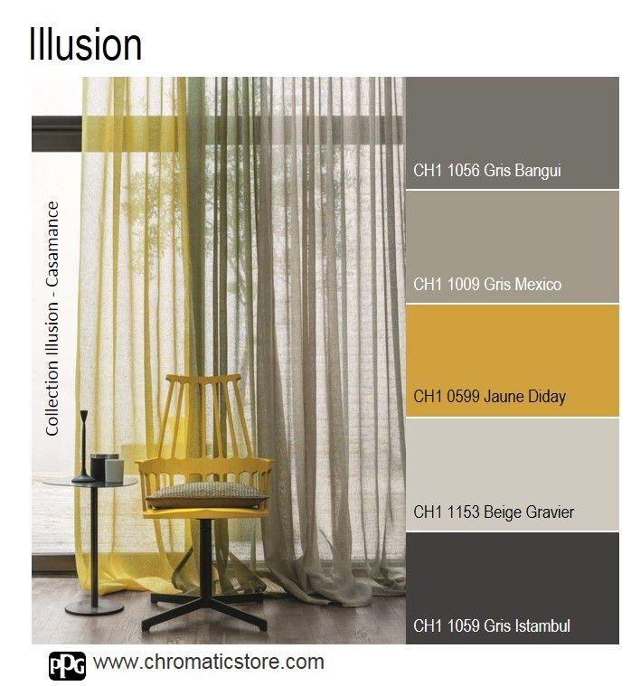 Déco Salon - L\'emploi du jaune en décoration est toujours source de ...