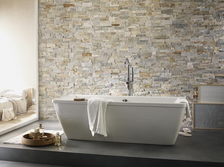 d co salon plaquette de parement el gance pierre naturelle beige. Black Bedroom Furniture Sets. Home Design Ideas