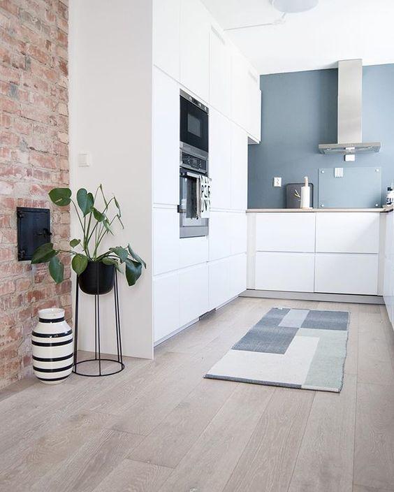 Déco Salon - Quelle deco avec un mur de briques ?... - ListSpirit.com - Leading Inspiration ...