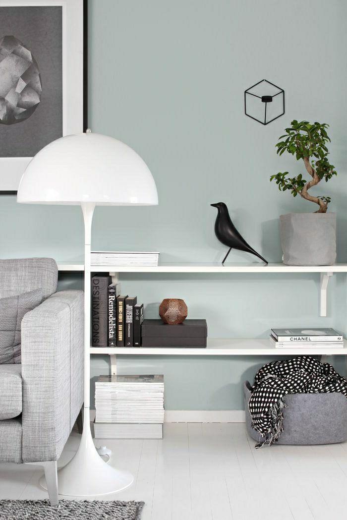 Dco Salon  Quelle Peinture Lavable Choisir Pour Un Interieur De