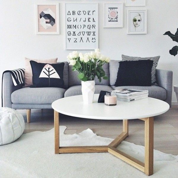 d co salon salon scandinave contemporain leading. Black Bedroom Furniture Sets. Home Design Ideas