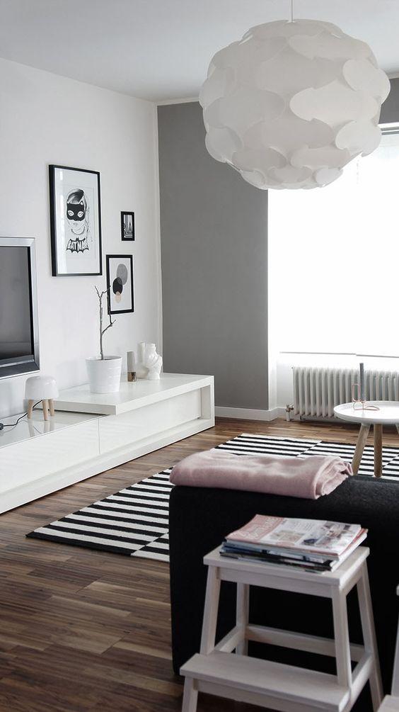 d co salon scandi chic living room cosy coin canap la scandinave decocrush. Black Bedroom Furniture Sets. Home Design Ideas