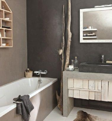Idée décoration Salle de bain - 8 Idées d\'Aménagement de Petite ...