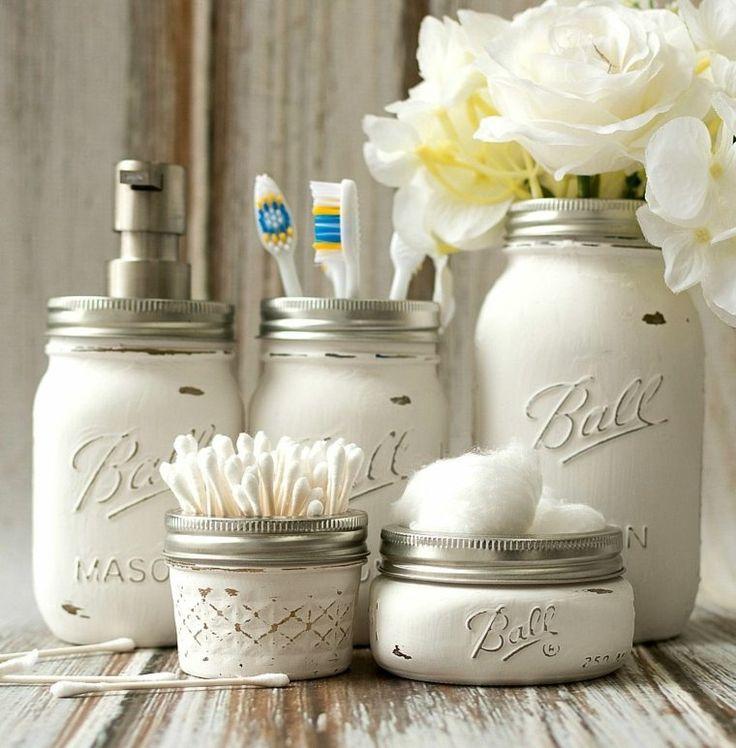 accessoires de salle de bain en style vintage... - ListSpirit.com ...
